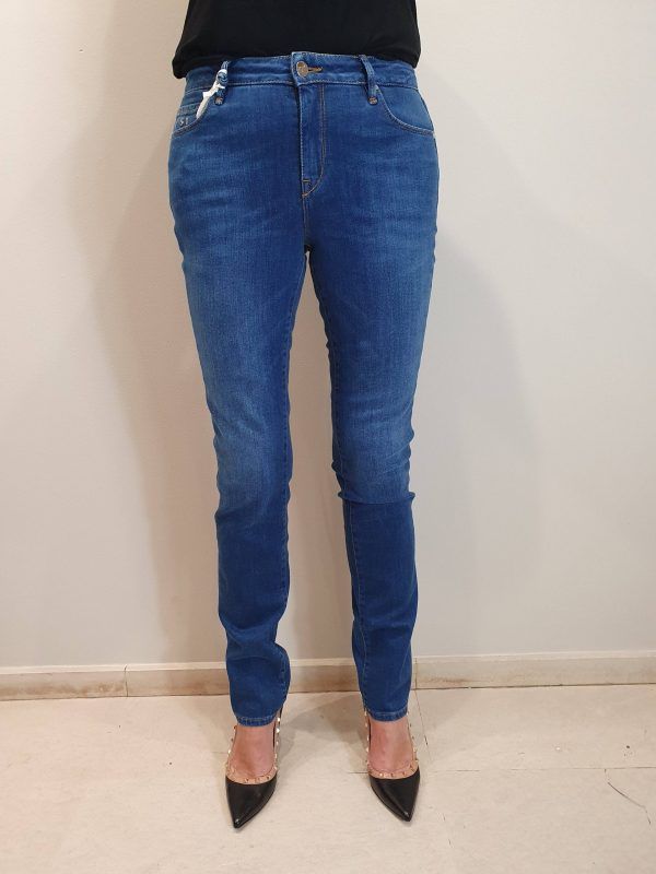 Jeans Broek Tramarossa Bianca Regular Afternoon